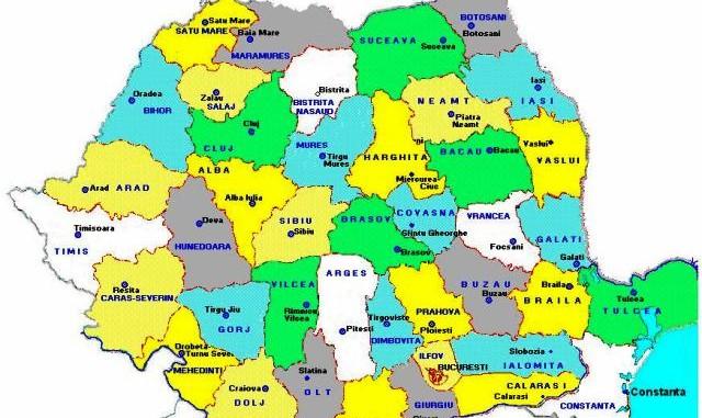 Harta Orașelor Inteligente Din Romania Revistaverde Ro